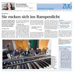 Battle of the Bands Halbfinal - Neue Zuger Zeitung
