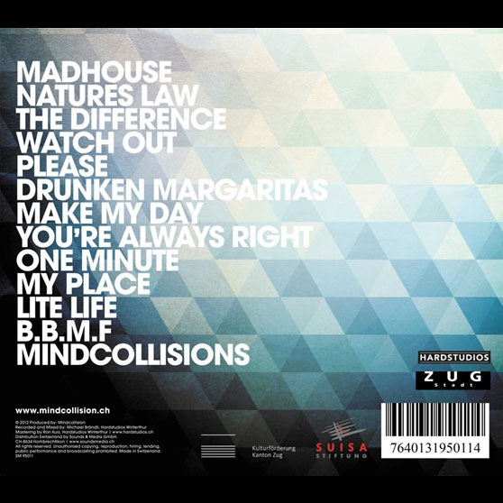 Mindcollision - Madhouse - 2012